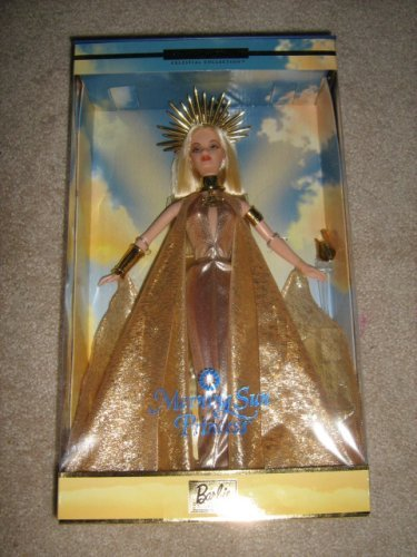 Mattel MORNING SUN PRINCESS Barbie Doll Collector Edition Celestial Collection