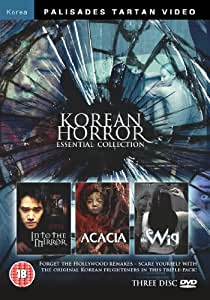 Korean Horror Triple Pack [Import anglais]