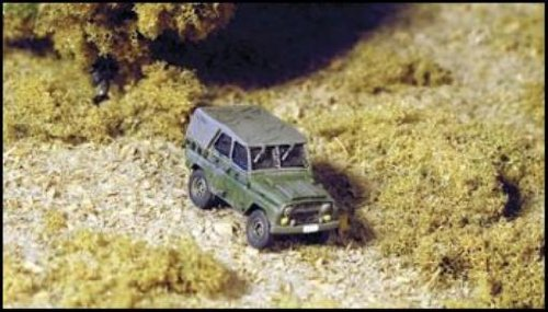 Used, Modern Micro Armour - Former Warsaw Pact - UAZ-469 for sale  Delivered anywhere in USA