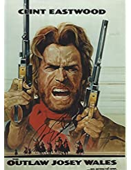 CLINT EASTWOOD as JOSEY WALES in 1976 Movie  quot;THE OUTLAW JOSEY Item#608