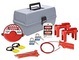 Brady 134033 Lockout Kit, Gray