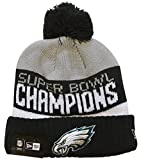 New Era Philadelphia Eagles NFL Super Bowl LII Champions Parade Knit Hat