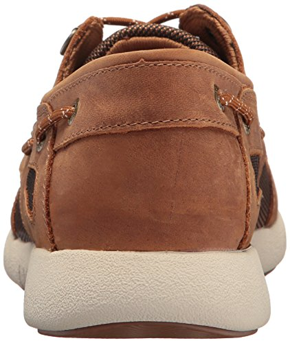 Tan Sebago Shoe Lite Leather Clovehitch Boat Men's XvqrXO