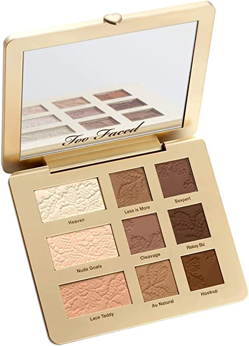 Too Faced (Exclusivo Sephora) - Paleta natural matte: Amazon.es: Belleza