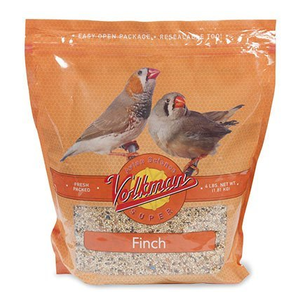 Volkman Seed Avian Science Super Finch Nutritionally for sale  Delivered anywhere in USA