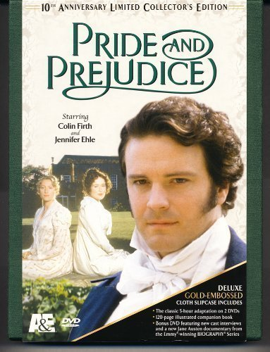 Pride and Prejudice: 10th Anniversary Limited Collector's Edition with Book(s) by BBC/A&E