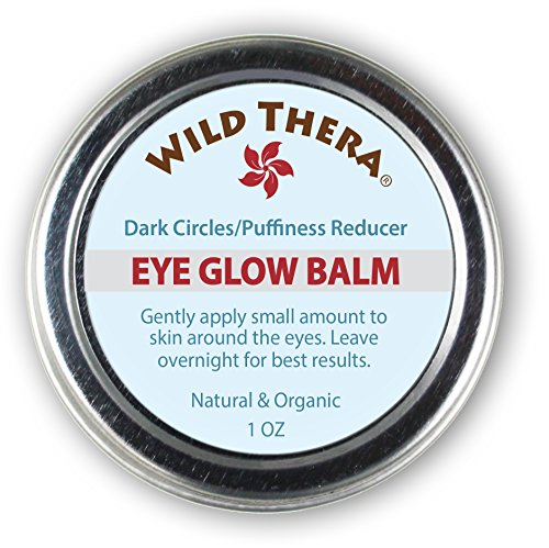 Wild Thera Herbal Eye Gel to detox and reduce puffiness, dark circles, wrinkles, bags & crows feet. Natural Eye Cream Treatment. Use directly or co-therapy with Eye Serum, Vitamin C Serum & Eye Mask. (Herbal Eye Cream)