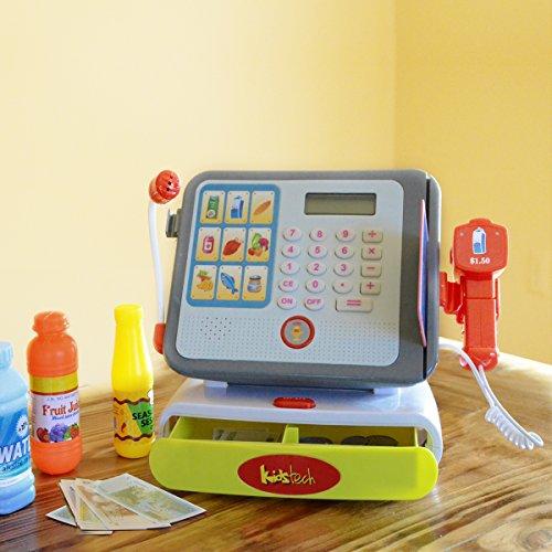 kids supermarket cash register - 5