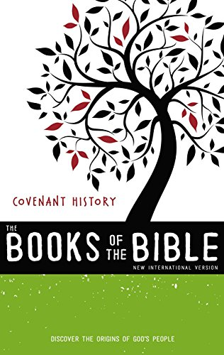 NIV, The Books of the Bible: Covenant History, Hardcover: Discover the Origins of God's People