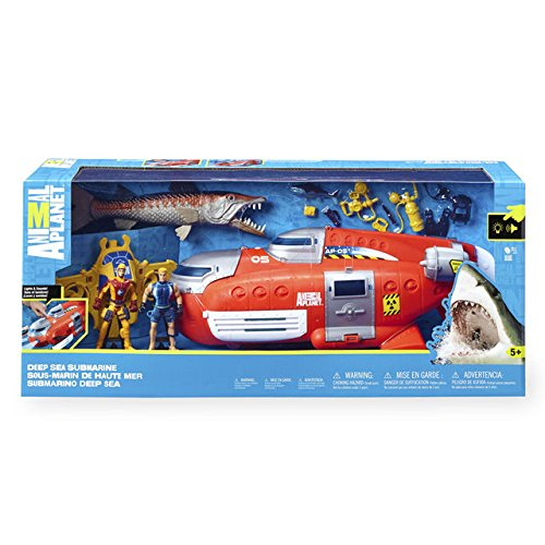 Animal Planet Deep Sea Submarine Playset ()