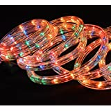 5 Metre Coloured Rope Light