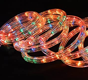 Kingfisher rope5m coloured rope light transparent 5 m amazon kingfisher rope5m coloured rope light transparent 5 m aloadofball