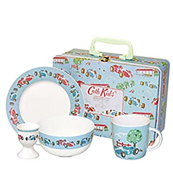 Cath Kidston Racing Car Kid\u0027s Breakfast Set Fine China Amazon.co.uk Kitchen \u0026 Home  sc 1 st  Amazon UK & Cath Kidston Racing Car Kid\u0027s Breakfast Set Fine China: Amazon.co ...