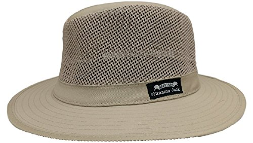 Panama Jack Mesh Safari (X-Large, Light