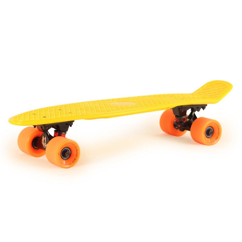 印象のデザイン ドリフトボードフリーラインスケートフラッシュアダルトチルドレンプロフェッショナルスケートボーダートラベルサイレント4輪ダイナミックボード(1P) Orange B07FRNR9LZ B07FRNR9LZ Orange Orange Orange, ニシアワクラソン:86909d02 --- a0267596.xsph.ru