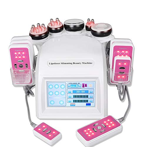 6 in 1 Body Shaping Machine Skin & Body Massager Body Machine for Home Spa 6