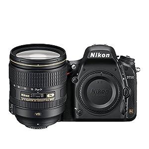 RetinaPix Nikon D750 Digital SLR Camera with 24-120mm 4G VR Kit