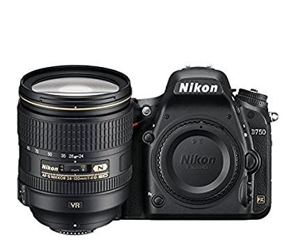 55d04f17a Buy Nikon D750 Digital SLR Camera + 24-120mm 4G VR Kit Online at Low Price  in India
