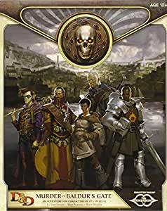 Murder in Baldur's Gate: Sundering Adventure 1