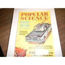 Popular Science Magazine August 1962