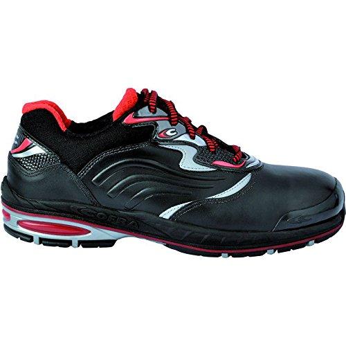 de homme Chaussures pour Noir COFRA sécurité Noir 5waqgMRF