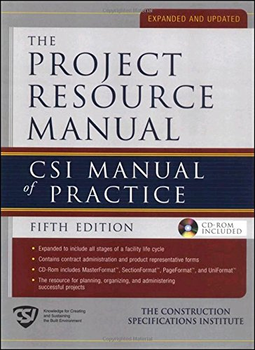 the-project-resource-manual-csi-manual-of-practice