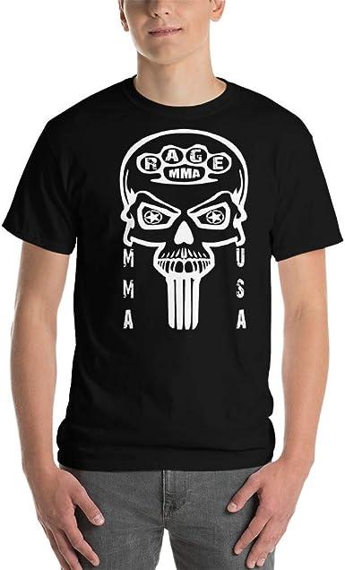 MMA Rage Skull