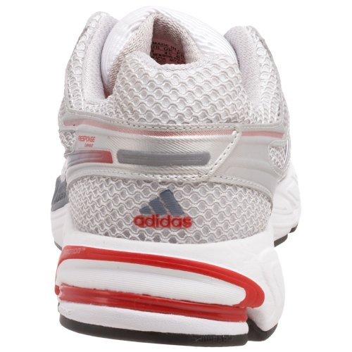 buy cheap big discount adidas Men's Response Cushion 17 Running Shoe White/Lead/Red very cheap sale online cheap sale outlet locations best place cheap online 42sYJD