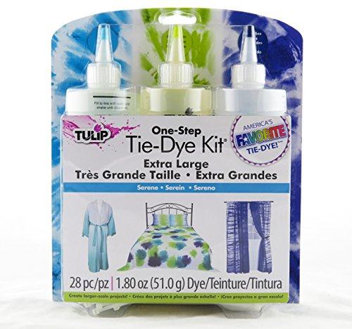Tulip One-Step Tie Dye Kit, 16-Ounce, Serene