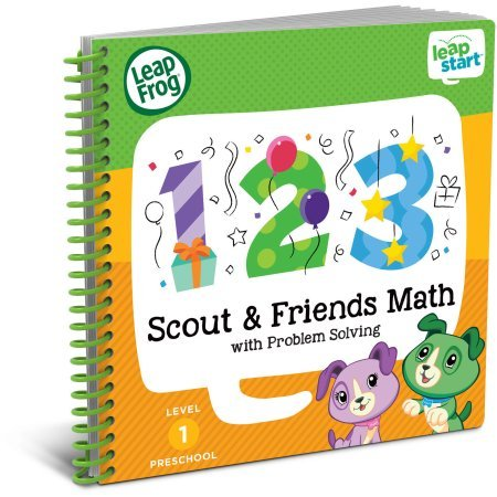 LeapFrog LeapStart Interactive Learning System Pink Preschool and Pre-Kindergarten for Kids Ages 2-4, + Level 1 Set of Educational Learning Basic Skills for Life Fun Activity Bundle by LeapFrog (Image #5)