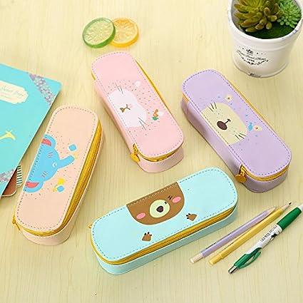 Novelty Fruit Milk Pencil Case Pencil Bag For Girl Stationery School Home Storage Home & Garden Home Storage & Organization