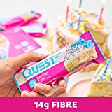 Quest Nutrition Birthday Cake - High Protein, Low