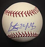Steven Matz Signed Official Major League Baseball ROOKIE AUTO Mets MLB HOLO