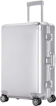 YUEMAI Shock-absorbing Zipper-less Luggage