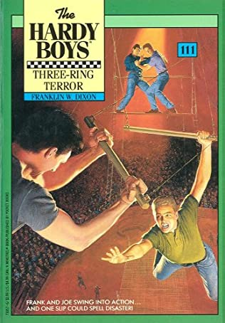 book cover of Three-Ring Terror