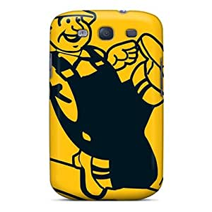 New Style Luoxunmobile333 Pittsburgh Steelers Premium Covers Cases For Galaxy S3