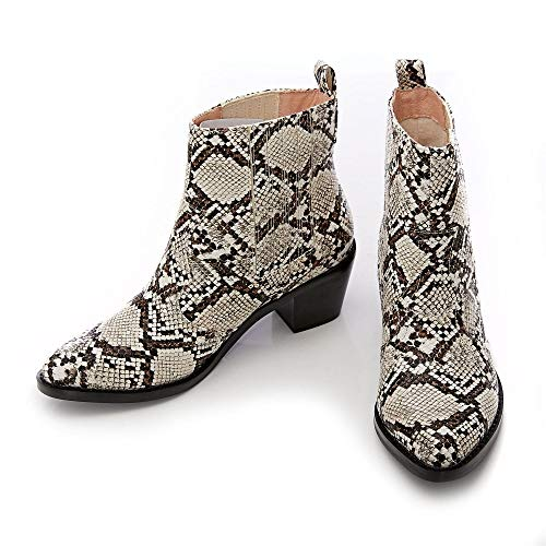 Moda In Monochrome Stivali Pelle Donna ASAar