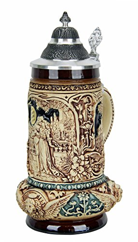 classic beer stein - 5