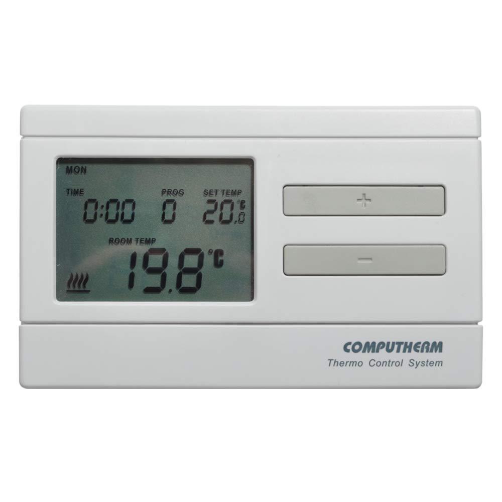 COMPUTHERM Q7 Thermostat d'ambiance programmable pour radiateur, climatisation, chauffage au sol, régulateur de température, 6 programmes par jour product image