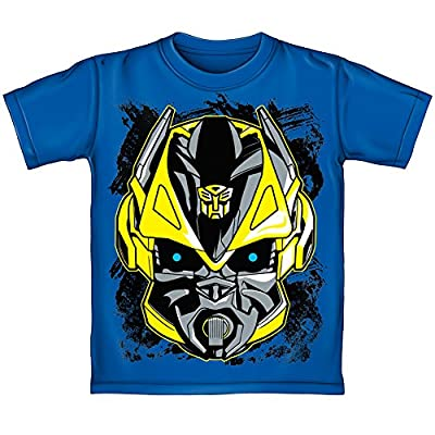 "Transformers ""Bumblebee"" Adult Tee Shirt"