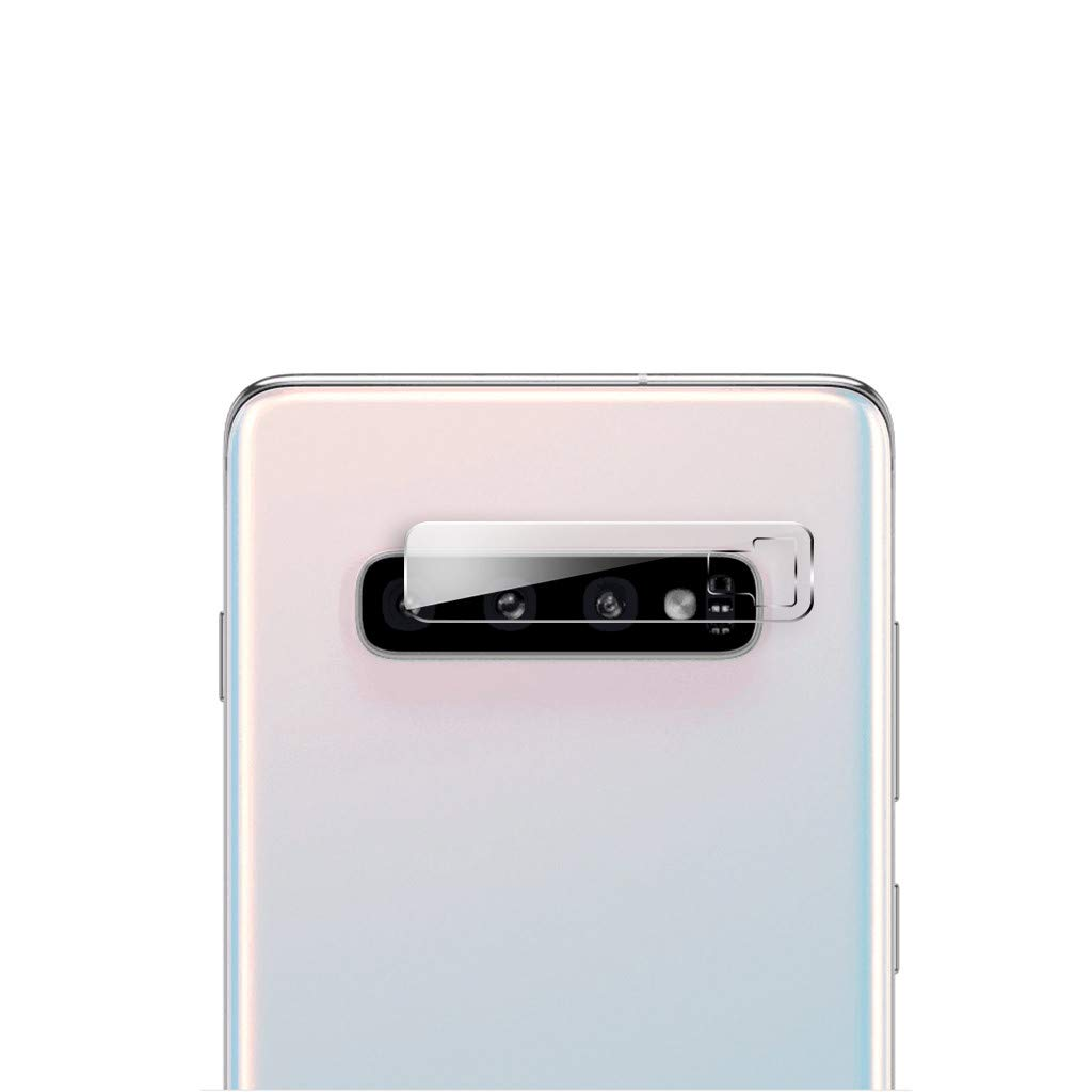Ultra Slim Tempered Glass Protector Camera Film for Samsung Galaxy S10/S10+ by Charberry