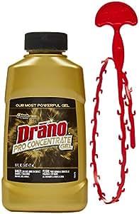 Drano Snake Plus Tool + Gel System