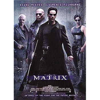 Amazon.com: THE MATRIX MOVIE POSTER 1 Sided ORIGINAL 27x40 ...