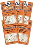 Colorado 14ers Series Sawatch Range Map Pack