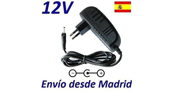 Cargador Corriente 12V Reemplazo Tablet AIRIS OnePAD 1050 TAB11R ...