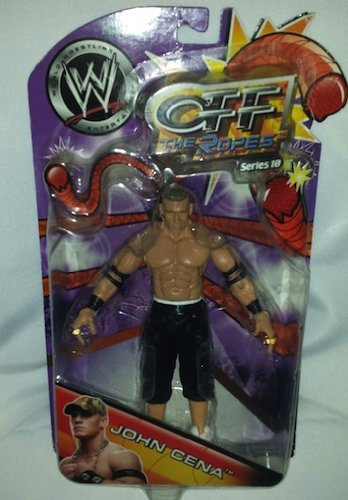 WWE Off the Ropes Series 10 John Cena by WWE