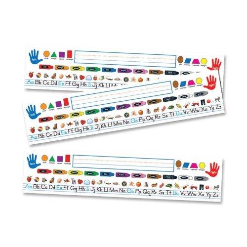 Carson-Dellosa 119027 Quick Stick Nameplate 18