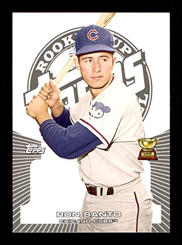 2005 Topps Rookie Cup #2 Ron Santo CHICAGO CUBS