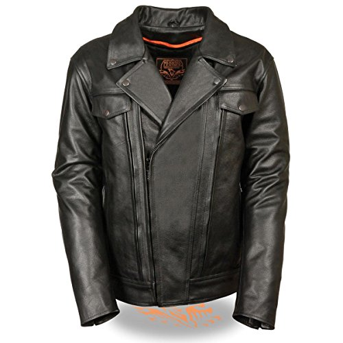 Shaf Leather Jacket - 9