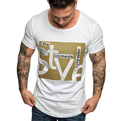 iHPH7 t-Shirt Men,Blouse Man,Shirt Men,Long Sleeve t-Shirt Men,Pullover Hoodie Men,Sweatshirt Men,Man t Shirts,Tops Men,Man Hoodie,Man Shirt, Man Hoodie,Macho Man Shirt S 1- White -